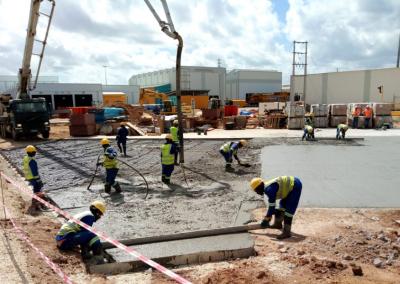 Nacala Logistics Corridor (CLN) - Construction of platform for containers