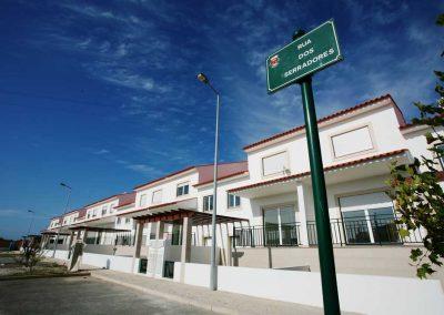 Moradias em Vieira de Leiria