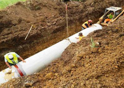 Reabilitação da Rede Secundária de Rega do Aproveitamento Hidroagrícola da Vigia