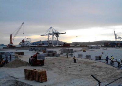 Expansão do Terminal Roll-On Roll-Off para Jusante, no Porto de Setúbal
