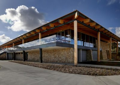 Club House, Praia del Rey