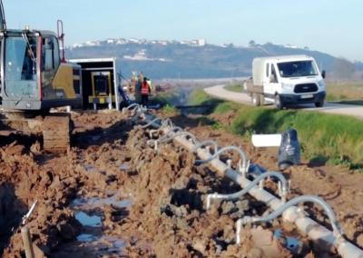 DGADR - Aproveitamento Hidroagrícola Cela