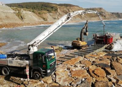 Reabilitação do porto das Barcas, Lourinhã